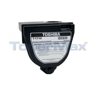 TOSHIBA 1710 TONER BLACK